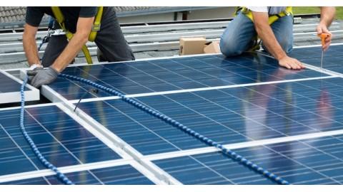 Andalucía a la cabeza de España en energía renovable